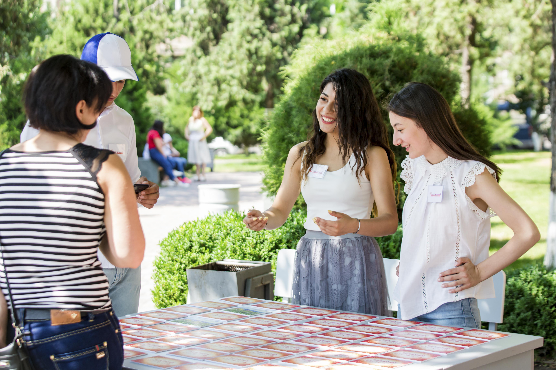Երևանում անցկացվել է գիտության տոն՝ «Look around» փառատոնը