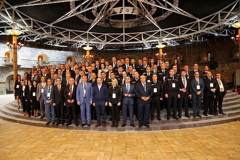 Նիկոլ Փաշինյանը Գյումրիում մասնակցել է ՊԵԿ նախաձեռնած «Ռազմավարական պլանավորման աշխատաժողովին»
