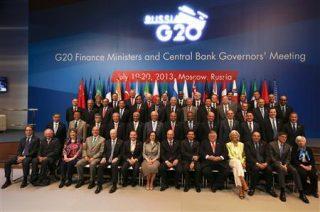 G20-Ն ՈՒԺԵՂԱՑՆՈՒՄ Է ՀԱՐԿԵՐԻՑ ԽՈՒՍԱՓՈՂՆԵՐԻ ԴԵՄ ՊԱՅՔԱՐԸ