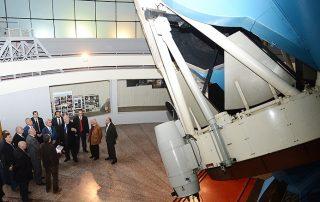 Բյուրականի աստղադիտարանի վերականգնման և արդիականացման աշխատանքների մեծ մասն ավարտված է
