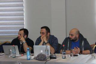 Քննարկվել են Հայաստանում բջջային բովանդակության զարգացման հեռանկարները