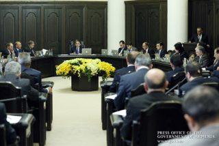 Կառավարության նիստ. մաքսային արտոնություն երեք ընկերության