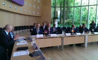 Գագիկ Խաչատրյանը Հաագայում մասնակցել է ԱՄՀ և ՀԲ կառավարիչների խորհրդի տարեկան հանդիպմանը