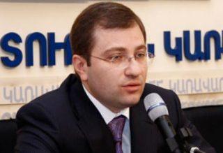 Ֆինանսների նախկին նախարար Դավիթ Սարգսյանը նշանակվել է Արդշինինվեստբանկի ֆինանսական տնօրեն