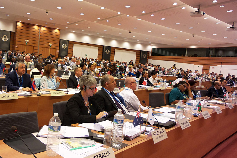 Ֆինանսների նախարարության պատվիրակությունը Բելգիայում մասնակցել է ՀՄԿ համաժողովին