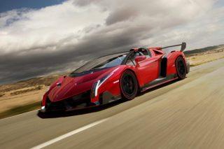 Lamborghini Veneno Roadster. 5.7 մլն եվրո ռեկորդային գնով եզակի սպորտային մեքենա