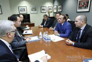 Հովիկ Աբրահամյանը Վաշինգտոնում հանդիպել է ՄՖԿ գլխավոր տնօրենի հետ