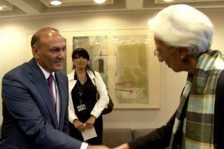 ՀՀ ֆինանսների նախարար Գագիկ Խաչատրյանը մասնակցել է ՀԲ և ԱՄՀ տարեկան լիագումար նիստին