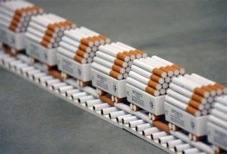 2014թ.հունվար-սեպտեմբերին Հայաստանում ծխախոտի արտադրությունն աճել է 26%-ով