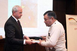 Ծաղկաձորում մեկնարկել է «Անտառների կայուն կառավարումը Հայաստանում» աշխատաժողովը