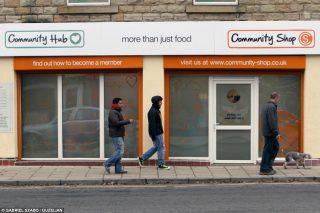 Մեծ Բրիտանիայում առաջին անգամ բացվել է աղքատների սուպերմարկետ