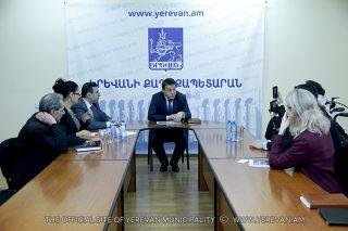 Երևանում է հաշմանդամների իրավունքների միջազգային շարժման համաշխարհային առաջնորդներից Վիկտոր Փինեդան