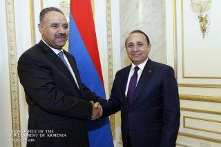 Վարչապետը կարևորել է Հայաստանի և Քուվեյթի միջև տնտեսական կապերի ակտիվացումը