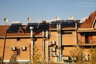 Գորիսում գործարկվել է Հայաստանում ամենախոշոր վակուումային արևային ջրատաքացուցիչ համակարգը