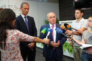 Հայաստանում է ՌԴ հարկային ծառայության պատվիրակությունը. ոուս գործընկերները ծանոթացել են դրոշմապիտակների ներդրման հայկական փորձին
