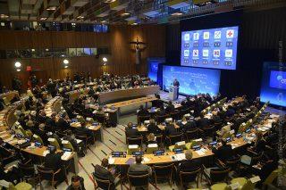 Նախագահ Սերժ Սարգսյանը ելույթ է ունեցել ՄԱԿ-ի խաղաղապահությանը նվիրված գագաթնաժողովում
