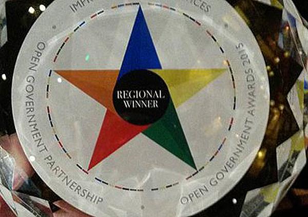 Հայաստանը «Բաց կառավարման գործընկերության» միջազգային մրցանակաբաշխությունում արժանացել է բարձր մրցանակի