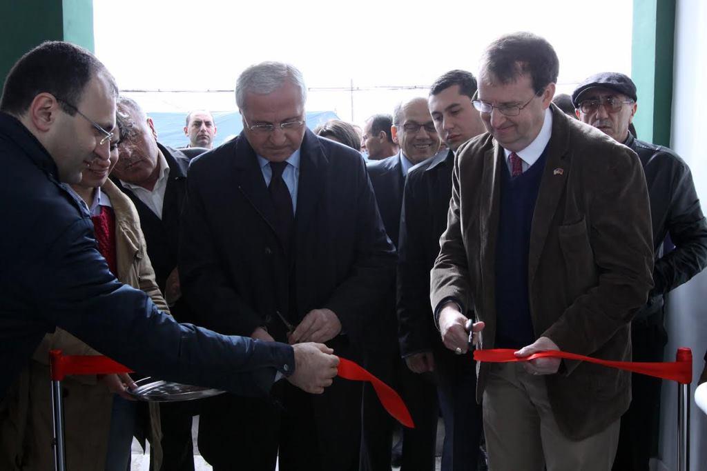 Վարդենիսում ևս գյուղատնտեսական և անասնաբուժական սպասարկման կենտրոն է բացվել