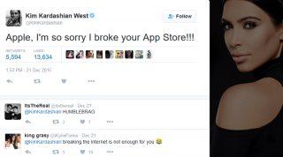 Քիմ Քարդաշյանի նոր հավելվածի պատճառով խափանվել է App Store-ի աշխատանքը