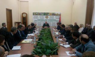 Սերգո Կարապետյան․ պետք է ձգտենք պահպանել գյուղատնտեսության ոլորտի աճի տեմպերը