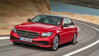 Ներկայացվել է Mercedes-Benz-ի E դասի նոր սերունդը