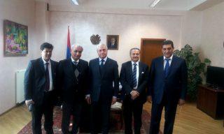 Իրանական ընկերությունը ցանկանում է Հայաստանում կազմակերպել փականների արտադրություն