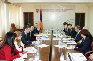 Տեղի է ունեցել ՀՀ էկոնոմիկայի նախարարության և ՏՀԶԿ-ի համակարգող խորհրդի հինգերորդ նիստը