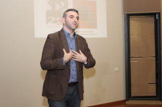 Մարքեթինգի հայկական ակումբը հյուրընկալել է Արտյոմ Ղազարյանին
