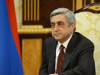 Սերժ Սարգսյան․ պատրաստ ենք ընդունել բոլոր սիրիահայերին