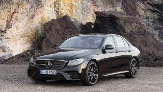 Mercedes-Benz-ը ցուցադրել է նոր E դասի AMG տարբերակը