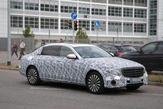 Mercedes-Benz-ը Պեկինում կցուցադրի E դասի երկարացված տարբարակը