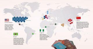 ԻՆՖՈԳՐԱՖԻԿԱ. Աշխարհի միլիարդատերերն՝ ըստ տարիքի, երկրների ու հարստության