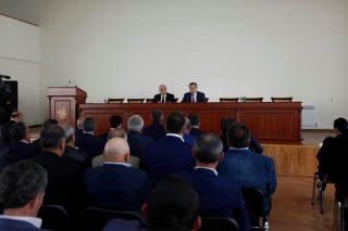 Սերգո Կարապետյանն աշխատանքային այց կատարեց Գեղարքունիքի մարզ