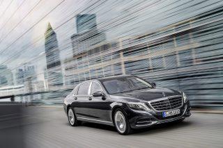 Ռուսաստանի Լյուքս դասի մեքենաների շուկայում գերակայում է Mercedes-Benz Maybach S-Class ներկայացուցչական մոդելը