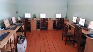 ՎիվաՍել-ՄՏՍ. համակարգչային սենյակ՝ սահմանամերձ Վահանի դպրոցին