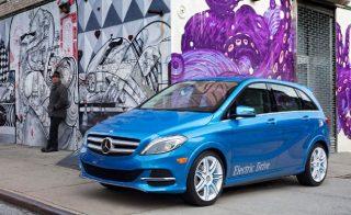 Mercedes-Benz-ը կթողարկի ևս չորս մոդելի էլեկտրական տարբերակները