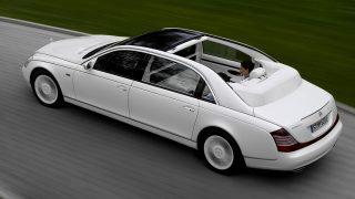 Mercedes-Maybach-ը հնարավոր է արտադրվի ծալվող տանիքով տարբերակով