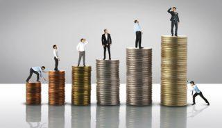 Աշխատավարձերն ըստ ոլորտների