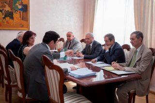 Սերգո Կարապետյանը ՀԲ պատվիրակության հետ քննարկել է CARMAC 2 ծրագրի ընթացքը