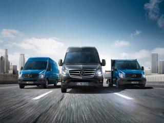 Mercedes-Benz Armenia. շահավետ պայմաններ՝ Sprinter 516 CDI բեռնատար ֆուրգոնների ձեռբերման համար