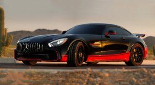 Տրանսֆորմերների հերթական մասում Mercedes-Benz AMG GT R սուպերմեքենան կստանձնի ավտոբոտի դեր