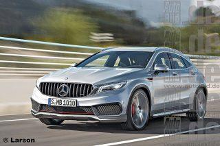 Առաջին բացահայտումները նոր Mercedes-Benz GLA-ի մասին