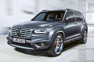 Mercedes-Benz-ը պատրաստվում է GLB քրոսովերի թողարկմանը