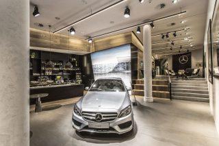 Mercedes-Benz-ն իր պատմության մեջ առաջին անգամ մեկ ամսում վաճառել է 200,000-ից ավել մեքենա