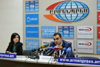 Հայկ Հարությունյան. Հայաստանի հանքավայրերի մասին թվայինացված տեղեկատվությունը հասնաելի է ներդրողների համար