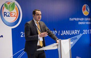 Հայկ Հարությունյան. Հայաստանն էներգետիկայի ոլորտում ներդրումների համար գրավիչ երկիր է դառնում