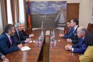 Վահան Մարտիրոսյանն ընդունել է Վիմպելկոմի ներկայացուցիչներին. Beeline-ի ներդրումները կաճեն 15 մլն դոլարով