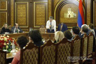 Կարեն Կարապետյան. Հայաստանը պետք է ճանաչելի դարձնել արտաքին աշխարհին