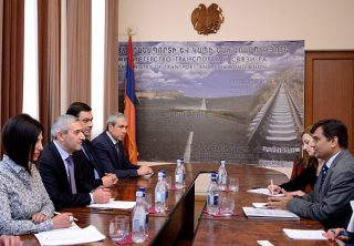 Հնդկաստանը Հայաստանի տարածքով մուլտիմոդալ բեռնափոխադրումներ կիրականացնի