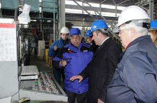 Սուրեն Կարայանն այցելել է Արմենալ գործարան